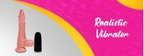 Shop For Best Realistic Vibrator Sex Toys Online in Samarlakota